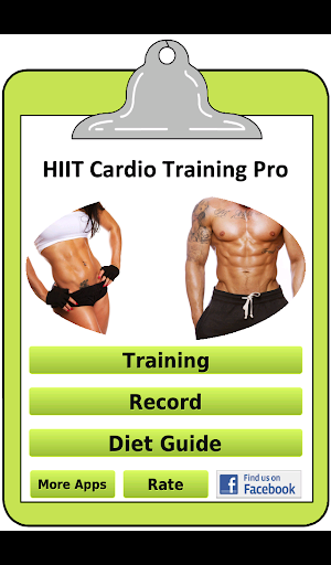 HIIT interval training timer - Google Play Android 應用程式