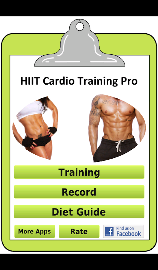 HIIT Cardio Training Pro- screenshot