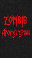 Screenshot of Zombie Apocalypse