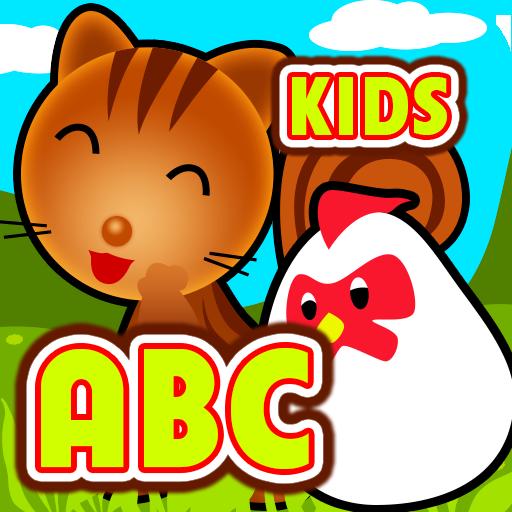 兒童ABC 學習遊戲 教育 App LOGO-硬是要APP