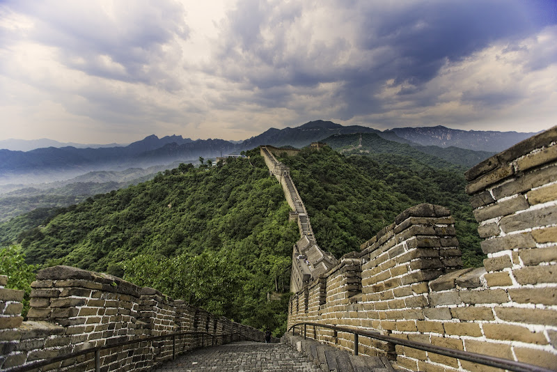 If you can make the time, a trip to see the Great Wall of China should be on any traveler's list.