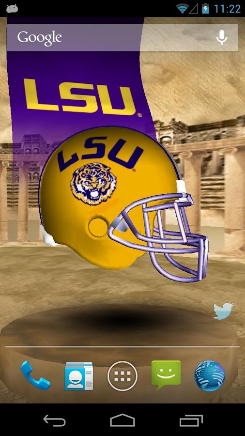 College Gameday Live Wallpaper - screenshot