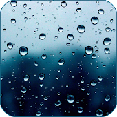 Galaxy S4 Raindrops