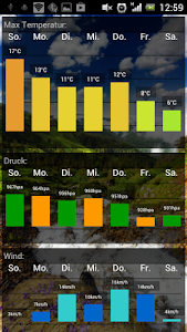 Swipe Weather screenshot 6