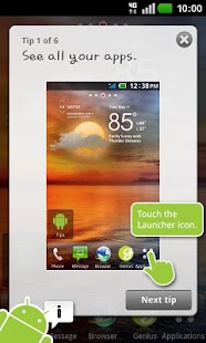 myTouch LGE739 In-Store Demo - screenshot thumbnail