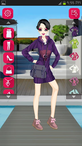 Cool Dress Up for Girl
