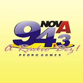 Nova FM 94,3 Pedro Gomes
