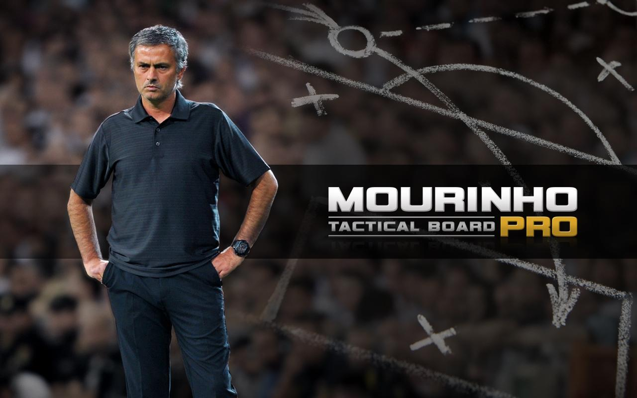 Mourinho Tactical Board Pro- screenshot