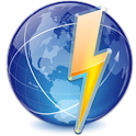 Fast Browser light icon