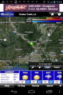 KALB WX - screenshot thumbnail