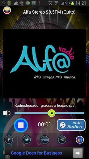 【免費音樂App】Radios de Ecuador 250 FM/AM-APP點子