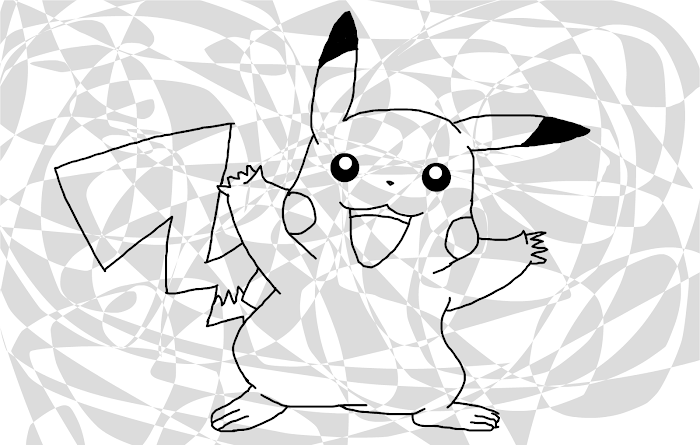 Pikachu (unfinished)