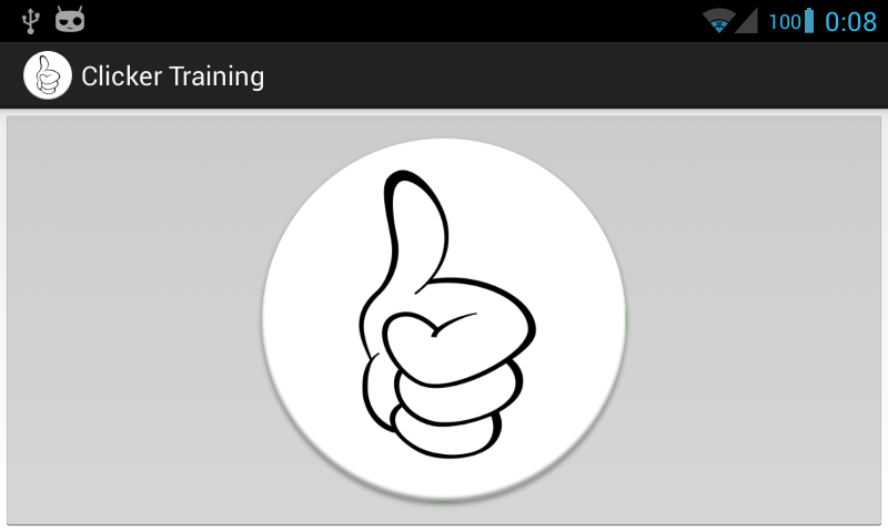 Clicker Training- screenshot
