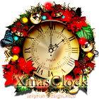ビンテージ・クリスマス時計ウィジェット icon