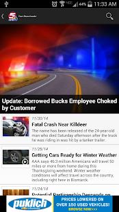 KFYR-TV Mobile News - screenshot thumbnail