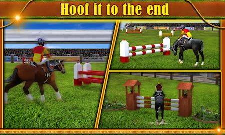 Horse Show Jump Simulator 3D 1.1 screenshot 40848