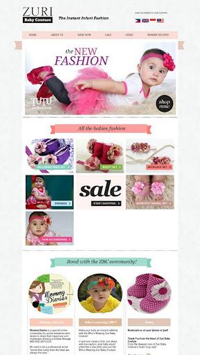 Zuri Baby Couture Indonesia