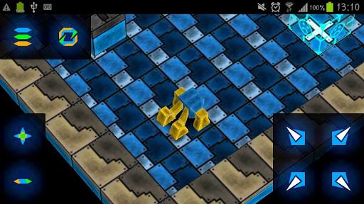 Cube-Placer sokoban