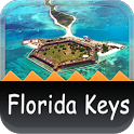 Florida Keys Offline Map Guide icon