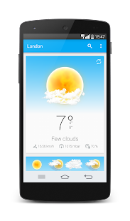 Weather Animated Widgets Screenshot
