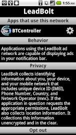 Ad-Network Scanner & Detector Screenshot 3