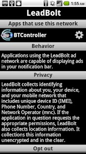 Ad-Network Scanner & Detector- screenshot thumbnail