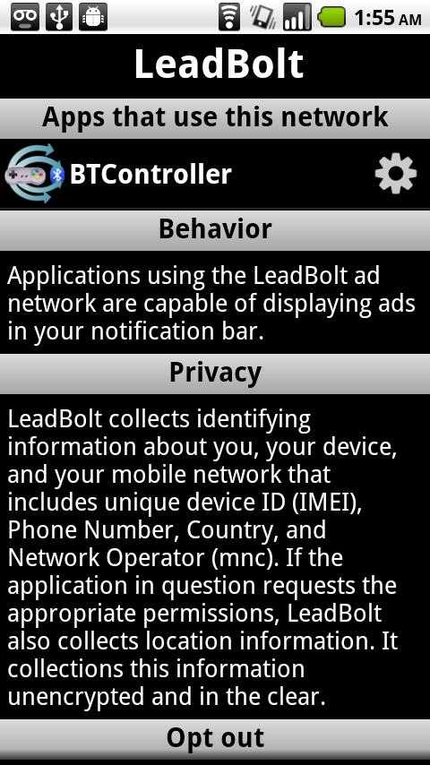 Ad-Network Scanner & Detector- screenshot