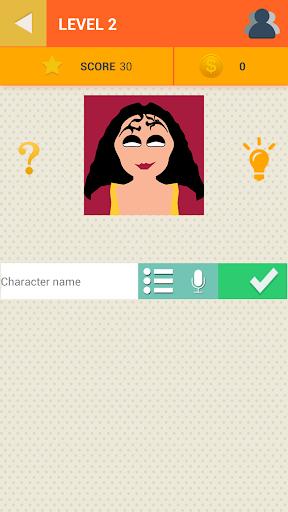 【免費解謎App】Icomania - guess the cartoon !-APP點子