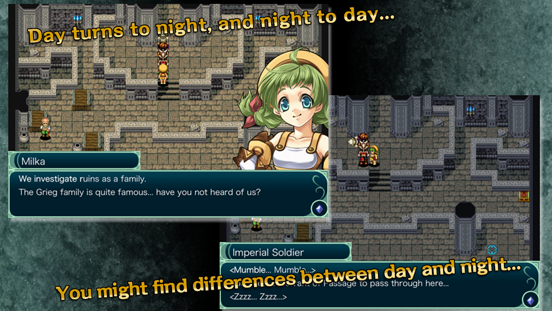 RPG Grinsia screenshot #12
