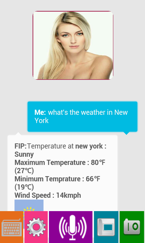 FIP Lite(Assistant SIRI) - screenshot
