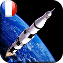 Simulateur De Fusée 3D icon