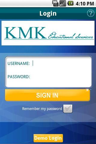 KMK Student Flashcards - screenshot