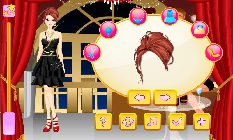 Upper Class Party Dress Up - screenshot