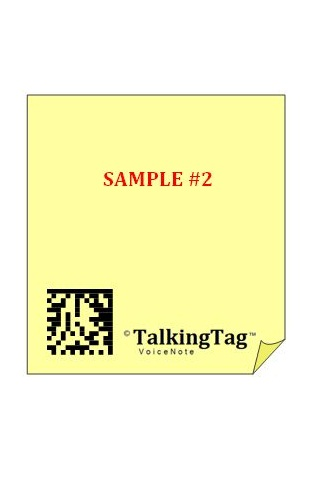 TalkingTag / Talking Tag - screenshot