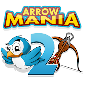 Arrow Mania 2 Archery Shooting