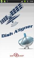 Screenshot of Dish Aligner