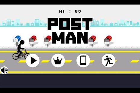 POST MAN- screenshot thumbnail