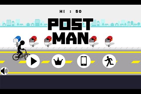 POST MAN - screenshot