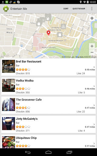 EntertainMe Smart API