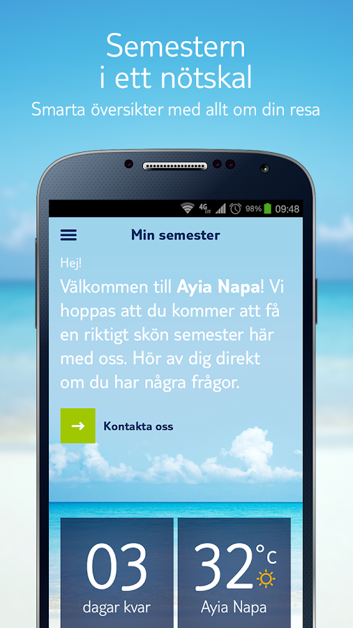 TUI Nordic - screenshot