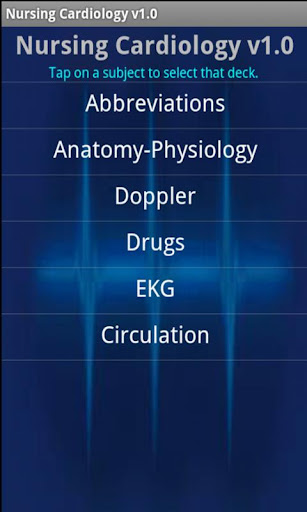 Nursing Cardiology