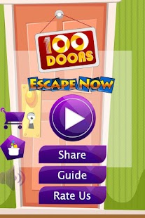 100 Doors Escape Now