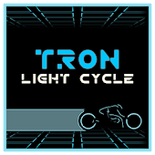 TRON LIGHT CYCLE BIKE