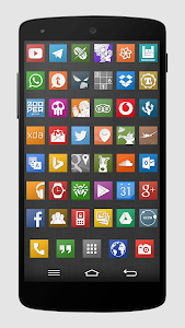 Whilour Square Icon Pack v4.3
