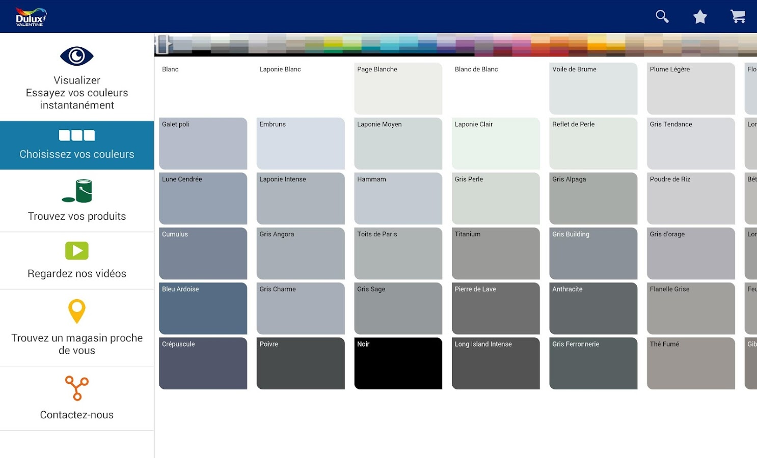 Dulux valentine visualizer android apps on google play - Valentine dulux simulation ...