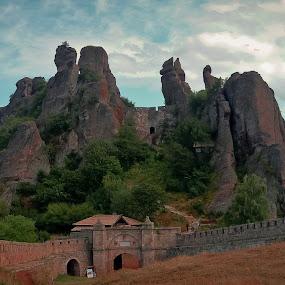 Belogradchik rocks, Bulgaria by Plamen Valkovski - Landscapes Travel