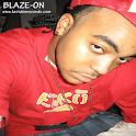 BlazeOn logo