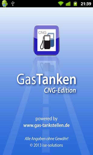 GasTanken CNG-Edition