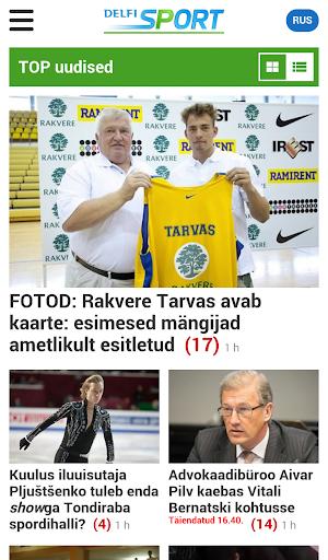 Delfi Sport
