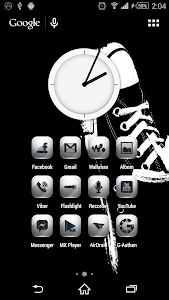 WHITEEE - Icon Pack v1.0